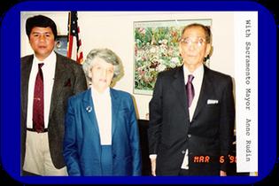 Sacramento, California Mayor Anne Rudin