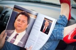 Magazine Debut